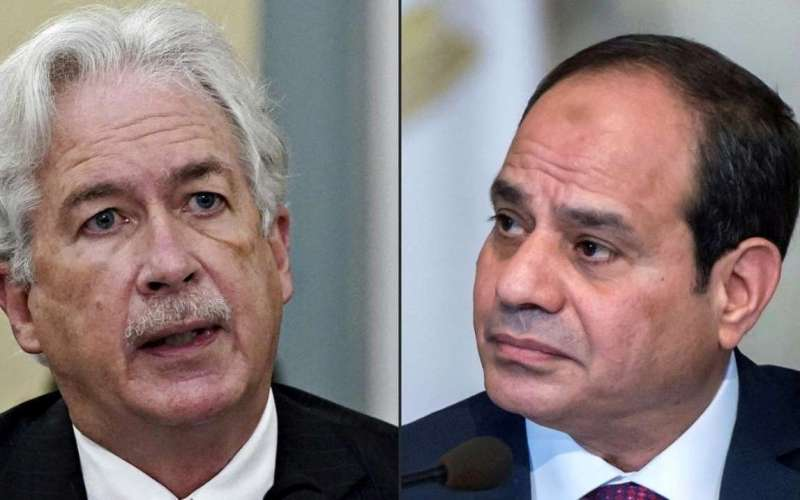 Egyptian President, CIA Chief Discuss Intelligence Cooperation (News Central TV)