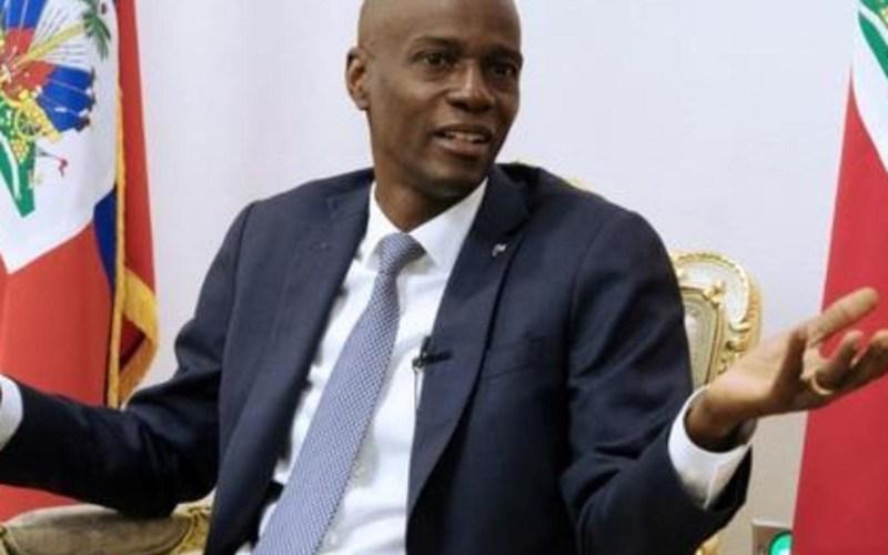 Haitian President, Jovenal Moise Shot Dead