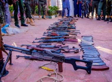 Intensified Attacks on Policemen in South East, Nigeria