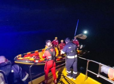 NSRI rescues three persons