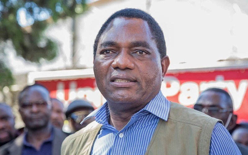 National Polls Lungu, Hichilema Battle for the Soul of Zambia (News Central TV)