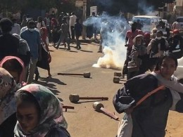 Protesters Close Kassala Airport in Eastern Sudan (News Central TV)