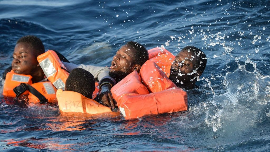 Dozens of Migrants Rescued off the Libyan Coast (News Central TV)