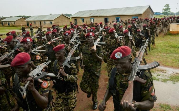 SOUTH SUDAN FRESH ATTACKS