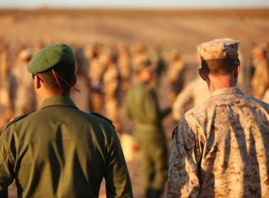 Tension as Algeria Militarizes Border With Morocco (News Central TV)