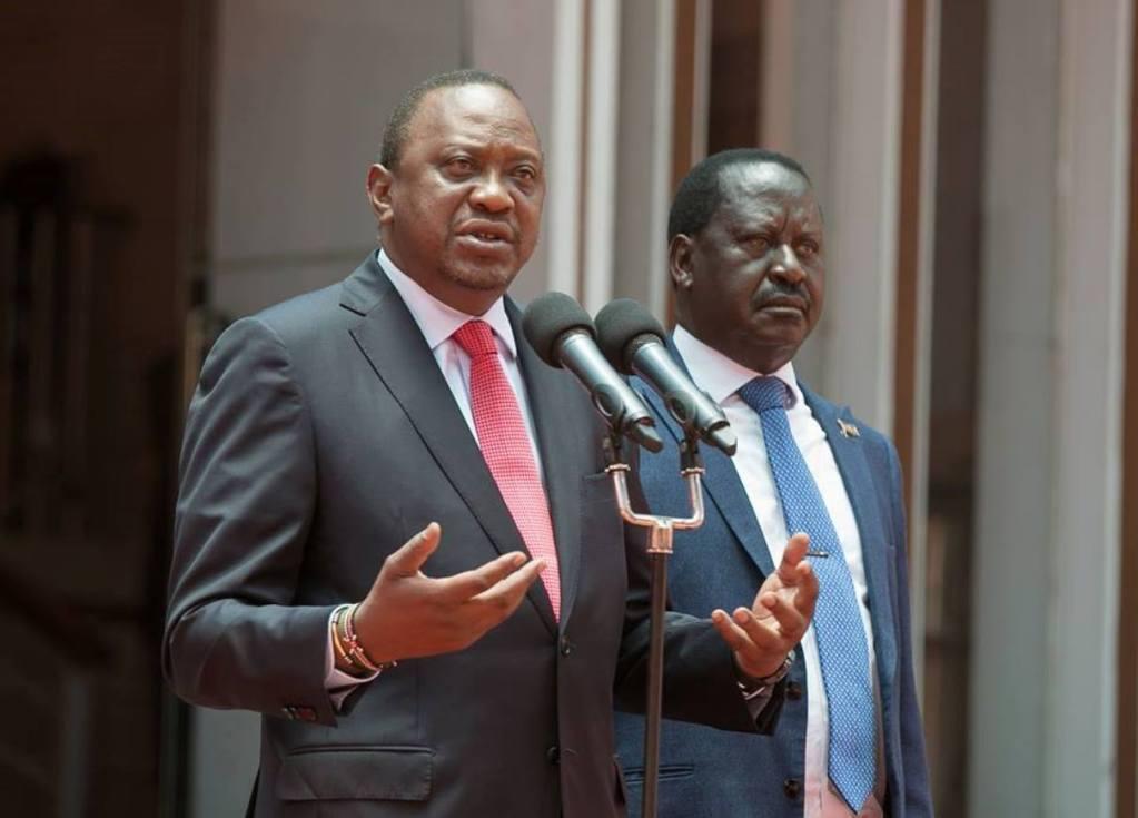 Uhuru Kenyatta, Raila Odinga Urged to Refund BBI Cash .(News Central TV)