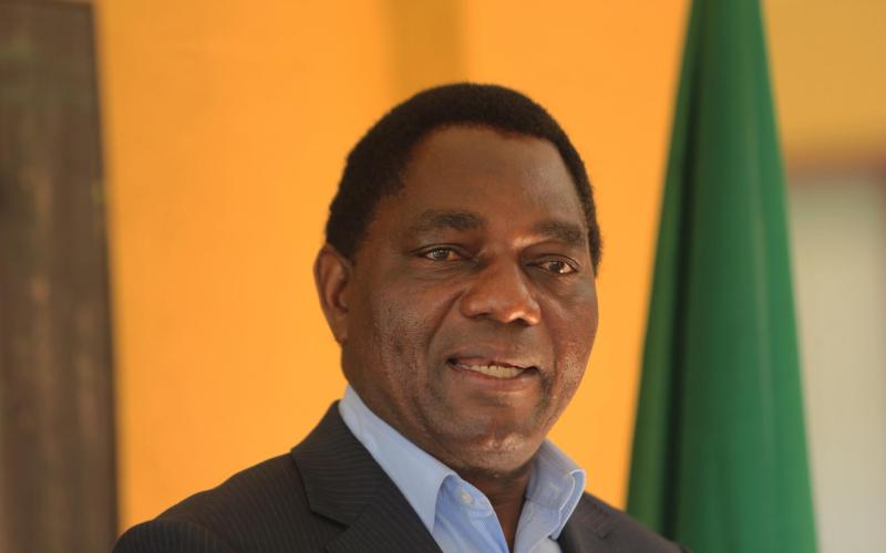 Zambia's President Hichilema Replaces Military Top Brass, Police Chiefs (News Central TV)