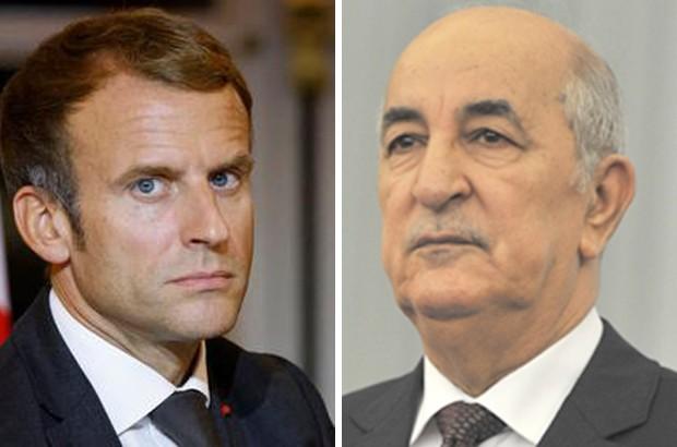 Algeria recalls ambassador to France for consultations (News Central TV)