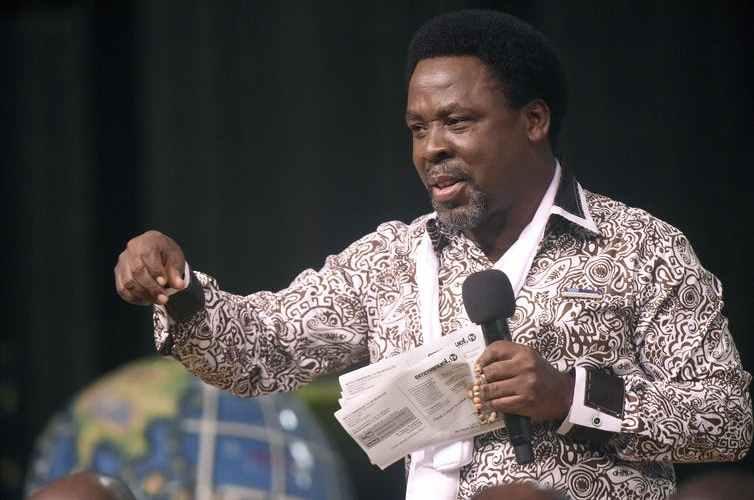 Obituary: TB Joshua, Nigeria's controversial Pentecostal titan