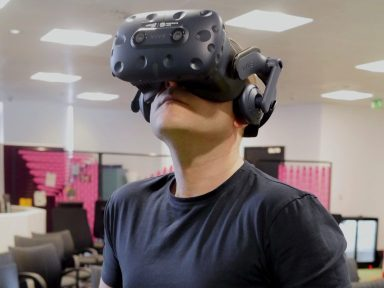 image of VR startup Xpllore