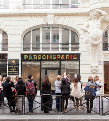Parsons Paris Celebrates Opening Of New Campus  The New