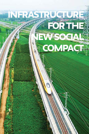 Infrastructure for the New Social Compact