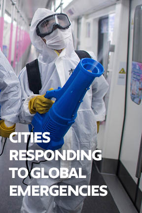 Cities Responding to Global Emergencies