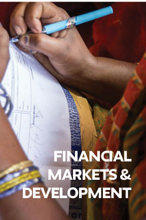 Financial Markets & Development