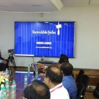 New Incredible India website Launched
