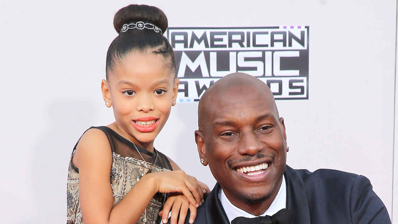 Judge Rules In Child Abuse Case Involving Tyrese And His 10-Year-Old Daughter Shayla