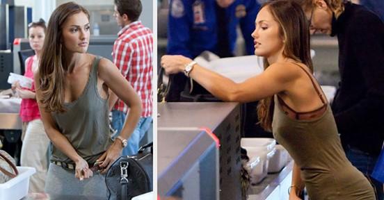 Momentos hilariantes do aeroporto capturados na câmera