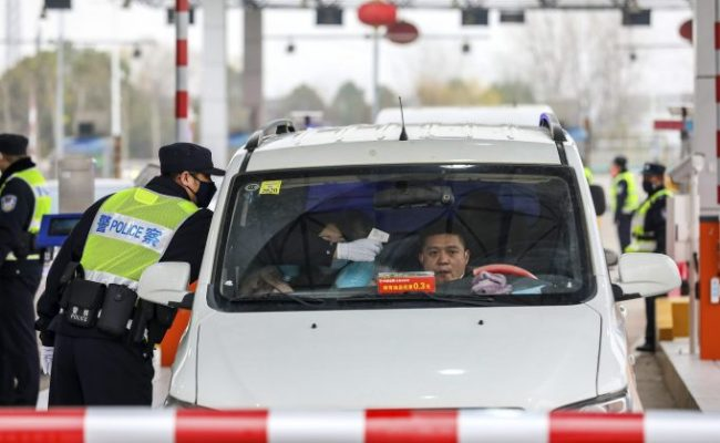 Who Says China Virus Too Early For Emergency Declaration