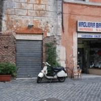 Un sabato al ghetto di Roma