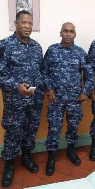 Trinidad And Tobago Police Service Uniforms