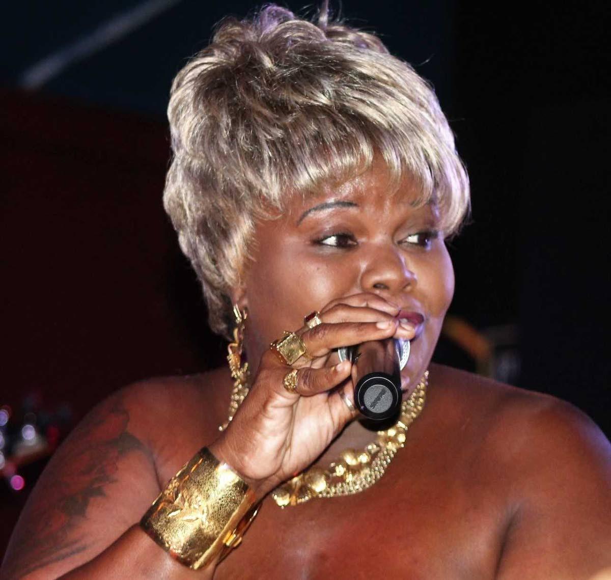 Sexy Suzie wins Calypso Queen crown