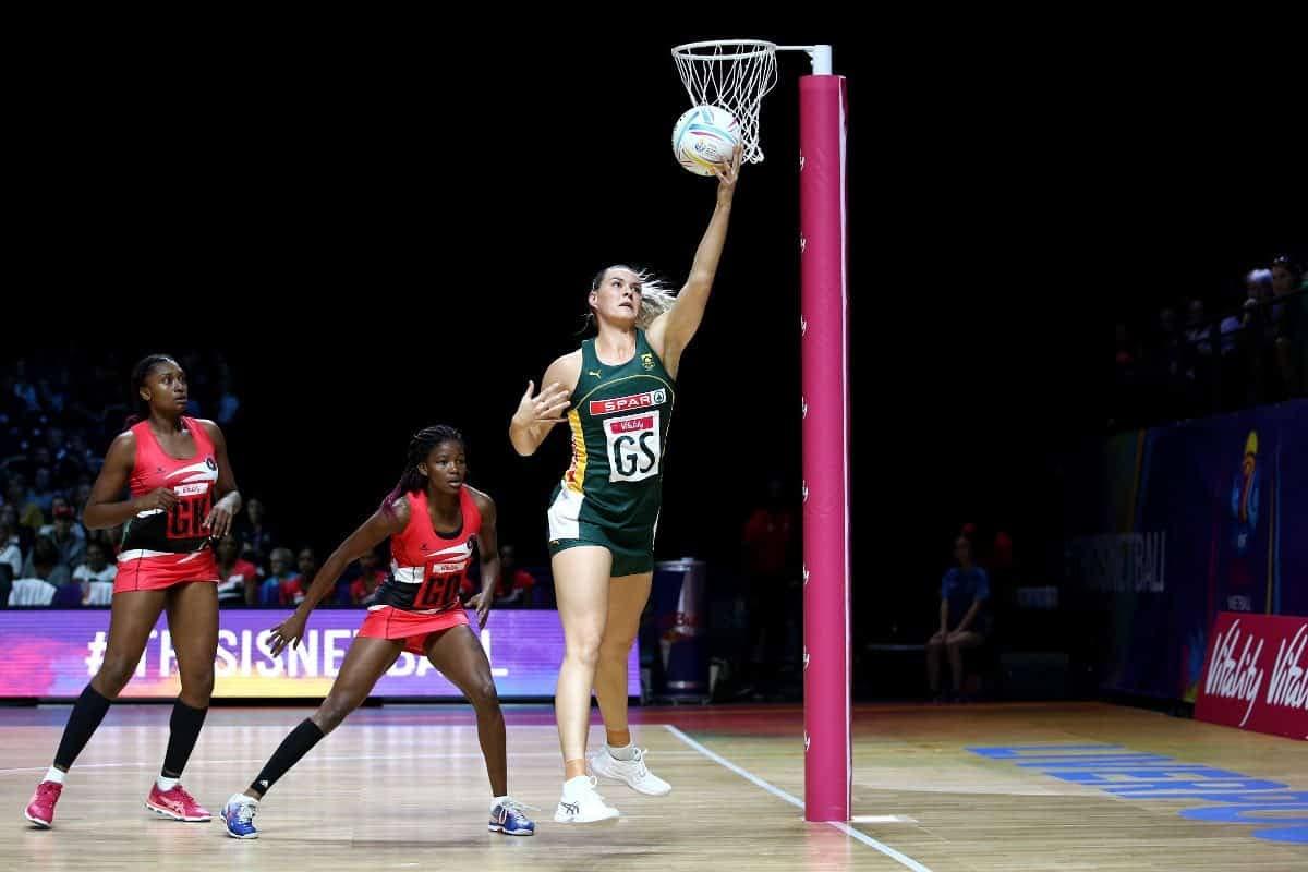 South Africa beat Calypso Girls in opener