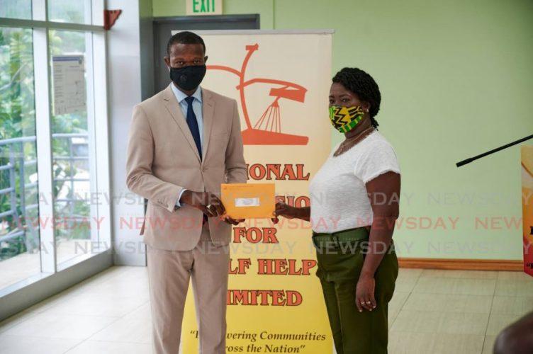 $600k in self-help grants for Tobago