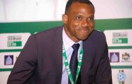 Siasia welcomes Oliseh's appointment