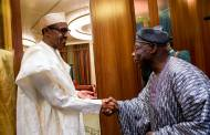 Obasanjo undecided yet over Buhari's second term ambition
