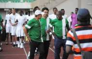 Rohr worried over players' travel logistics as Eagles camp opens on Monday