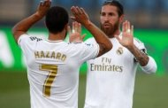 Real Madrid return with convincing win over Eibar