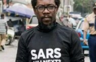 #EndSARS leader Segalink withdraws from protest