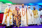 5TH ANNIVERSARY: Obasanjo, Sultan, Alafin, other monarchs gather to celebrate Ooni