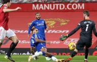 Calvert-Lewin stuns Manchester United to snatch last-gasp Everton draw