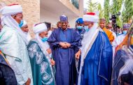 PHOTOS: Tambuwal, Sultan visit Matawalle over abducted Zamfara schoolgirls
