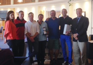 Scorie & Goldust Crew - National Champions