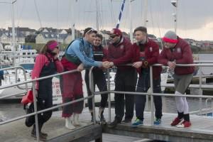 Dan Gill Captain Trinity Sailing 2016