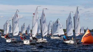 IODAI 2016 Regatta Fleet