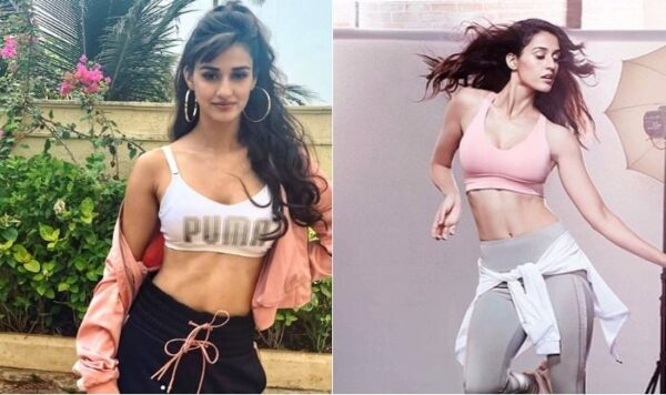 Disha Patani's throwback workout picture will inspire fitness freaks