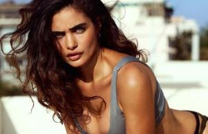 Arjun girlfriend Gabriella Demetriades looks so hot in bikini