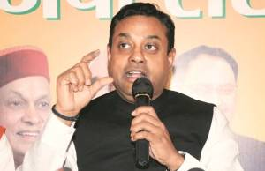 BJP spokesperson Sambit Patra hospitalised after Covid-19 symptoms