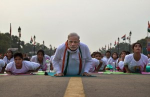 International Yoga Day 2020: Yoga gives strength to face adversity, says PM Modi