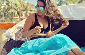Naagin fame Nia Sharma's bikini look will raise your heartbeat