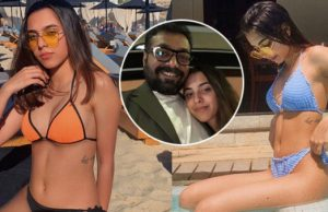 Anurag Kashyap's Daughter Aaliyah Turns up The Heat With Her bikini Pictures