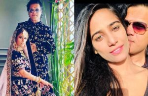 Poonam Pandey Ties the knot with Sam Bombay [PHOTOS]