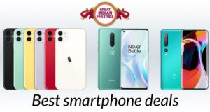Amazon Great Indian Festival 2020 Is Back With Biggest Discount On Smartphones