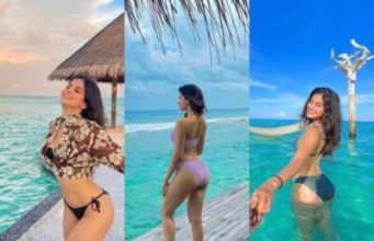 These 5 Pics of Sakshi Malik in Maldives is Making this Winter Unbearably Hot
