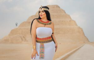 Model, Photographer Arrested Over Photoshoot Wearing Ancient Constume