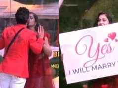 Disha Parmar enters Bigg Boss 14 house, responds to Rahul Vaidya's proposal