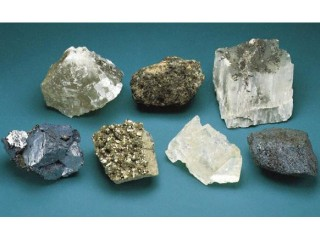 Solid Minerals